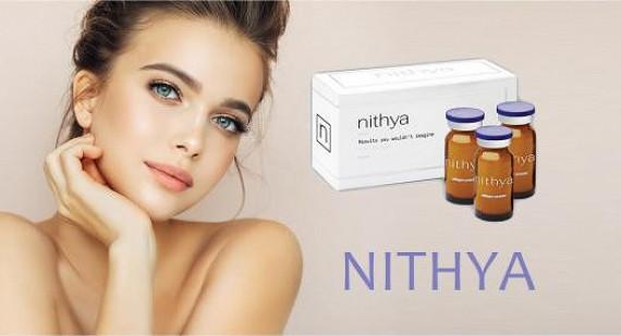Коллагеновые инъекции NITHYA для лица и тела
